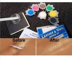 auto car seat sofa leather repair