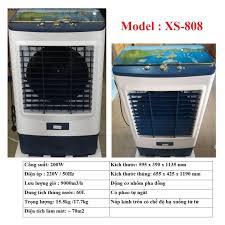 Sản Phẩm - Quạt điều hòa hơi nước XS-808 công suất 200W