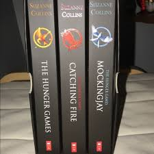 other the hunger games book set