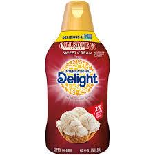 international delight coldstone sweet