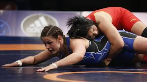 Olympic Training Center resident Adeline Gray makes history at wrestling  world championships | Sports Coverage | gazette.com