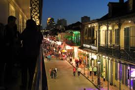 a bachelorette party in new orleans