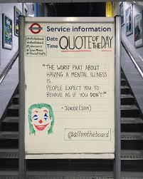quote of the day the joker all on the board facebook