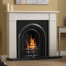 brompton fireplace with jubilee