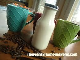 sweet vanilla coffee creamer recipe
