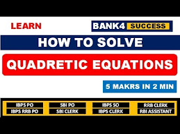 short tricks for bank po exam