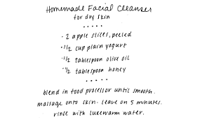 homemade natural cleansers