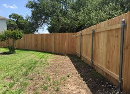 Wood Privacy Fence Company Leander Cedar Park Round Rock Austin