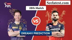 KKR vs RCB Dream11 Prediction and ...