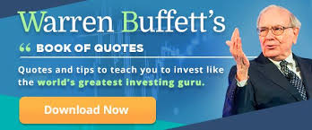 warren buffett quotes on investing life success rule