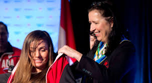 Olympic rower Tricia Smith voted president of COC - Sportsnet.ca