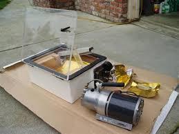vacuum chamber diy recipes