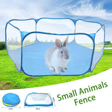 Portable Outdoor Cage Fences Pet Tent Houses For Small Large Dogs Guinea Pig Foldable Playpen Indoor Puppy Cage Dog Crate Lazada Ph