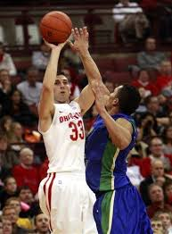 Diebler's 29 points lead Buckeyes, 83-55 - News - The Repository - Canton,  OH