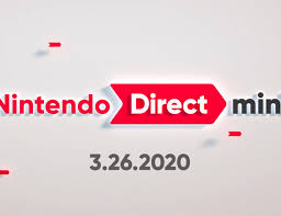 Nintendo Direct Mini - March 2020 ...