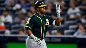 A's 2019 projections: Khris Davis will continue huge home run ...