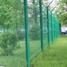China 3d Curved Welded Wire Mesh Fence For Garden China 3d Fence Welded Wire Mesh Fence
