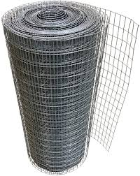 Turtle Tortoise Fence 3 Ft By 100 Feet Welded Wire Mesh Fencing Galvanized 5 Rolls Amazon Com