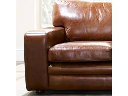 brown chairs distressed leather sofa