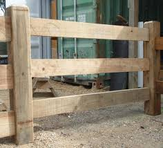 Gippsland Treated Pine Post And Rail Fencing Custom Made