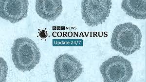 BBC News - Coronavirus Update 24/7