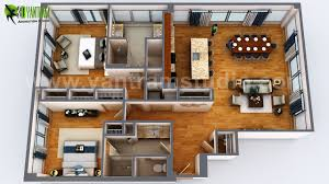 apartment design ideas by yantram 3d