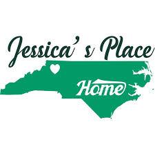 North Carolina Charlotte Usa State Customized Wall Decal Custom Vinyl Wall Art Personalized Name Baby Girls