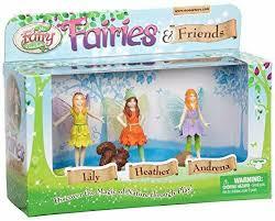 my fairy garden fairies and friends