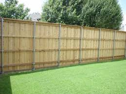 Wood Panel Cheap Wood Panel Fencing