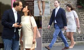 Lord Frederick Windsor enjoys night out with Sophie Winkleman   Daily Mail  Online