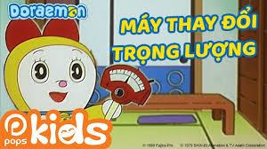 Phim hoạt hình Doraemon Tập 3 - Máy Thay Đổi Trọng Lượng, Hang ...