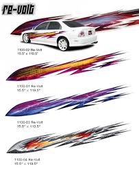 Car Graphic Decals Clip Art Library