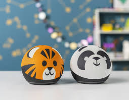 Amazon Redesigns Echo Dot As A Sphere Adds Animal Designs And Reading Feature For Kids Edition Techcrunch