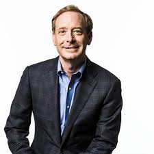 Hot Topics in Computing: Conversation with Microsoft President Brad Smith |  MIT CSAIL