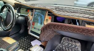 Tesla Model S Custom Interior ...