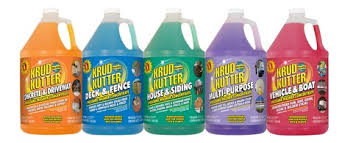 Krud Kutter 1 Gallon Deck And Fence Pressure Washer Cleaner In The Pressure Washer Chemicals Department At Lowes Com