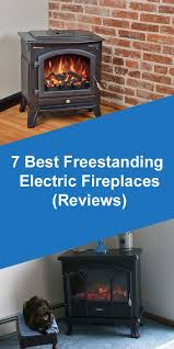7 best freestanding electric fireplaces