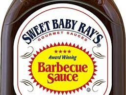 sauce barbecue sweet baby ray s