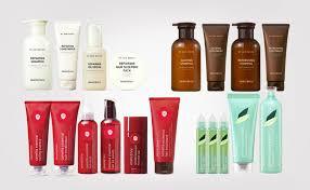 hair care from korea korean brand
