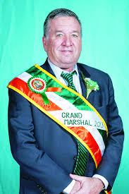 From Head to Toe, Grand Marshal Marches in Great-Grandfather's Footsteps |  Catholic New York