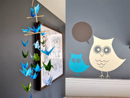 Kids Room Ideas With Birds Decoration Homemydesign