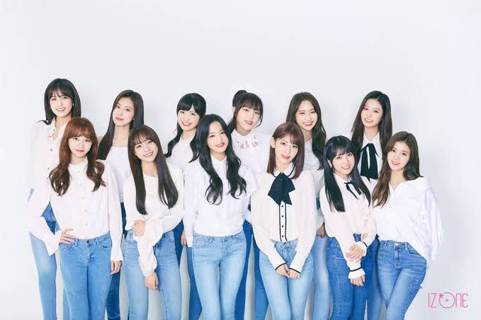 Image result for iz*one kpop""
