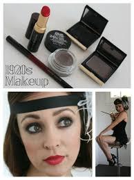 halloween how to 1920s makeup tutorial