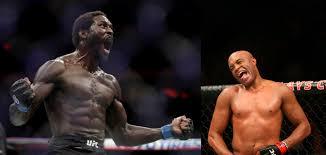 Anderson Silva vs Jared Cannonier ...