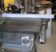 Homemade Table Saw Rip Fence Build Diy Table Saw Fence Homemade Tables Table Saw Fence