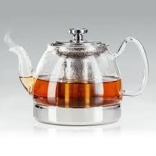 stove top glass teapot judge capacity