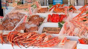 Sapporo is Japan's crab capital; here ...