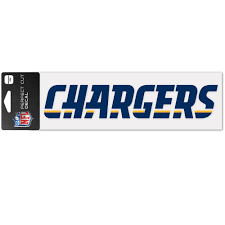San Diego Chargers 3 X10 Perfect Cut Car Auto Decal Sticker Walmart Com Walmart Com