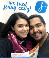 jenny craig review one month results