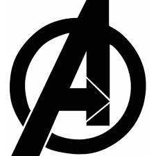 Avengers Decal Sticker Avengers Logo Decal Thriftysigns